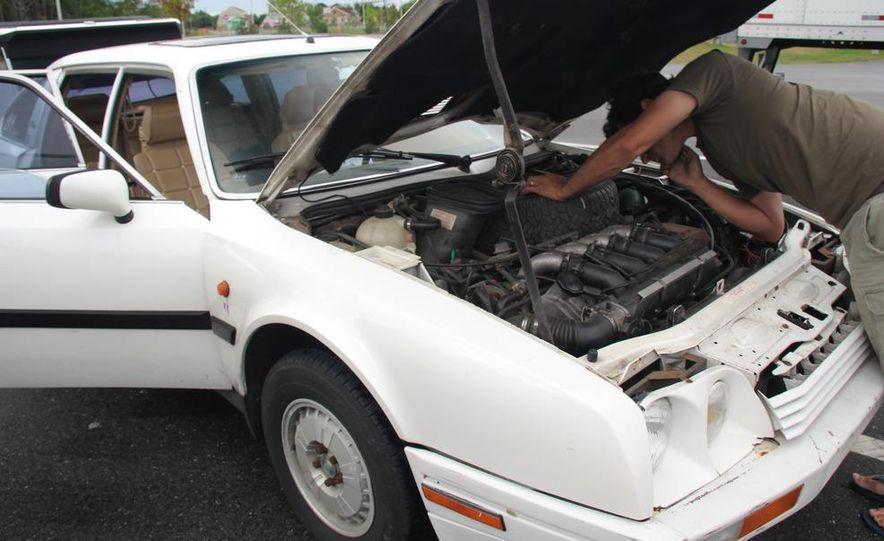 1989 Citroën CX - Slide 19