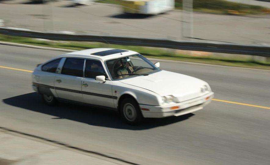 1989 Citroën CX - Slide 26