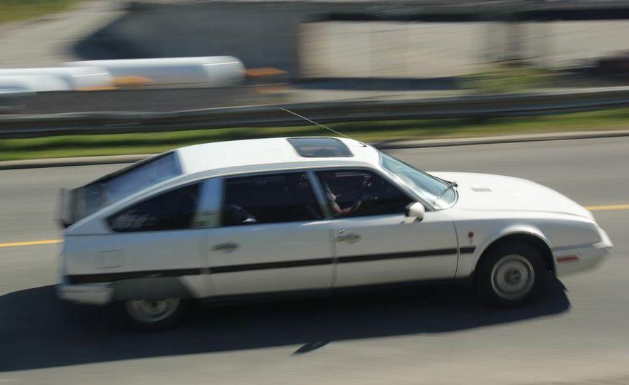 1989 Citroën CX - Slide 27