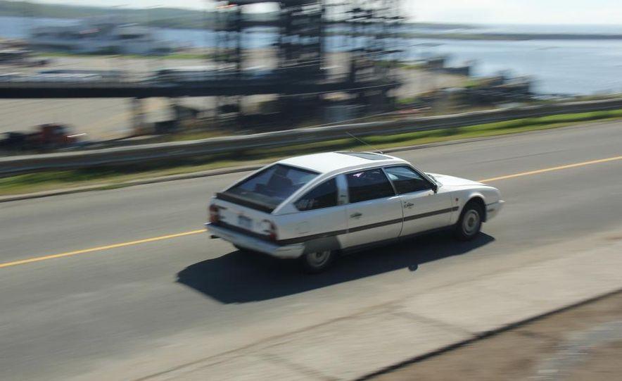 1989 Citroën CX - Slide 28