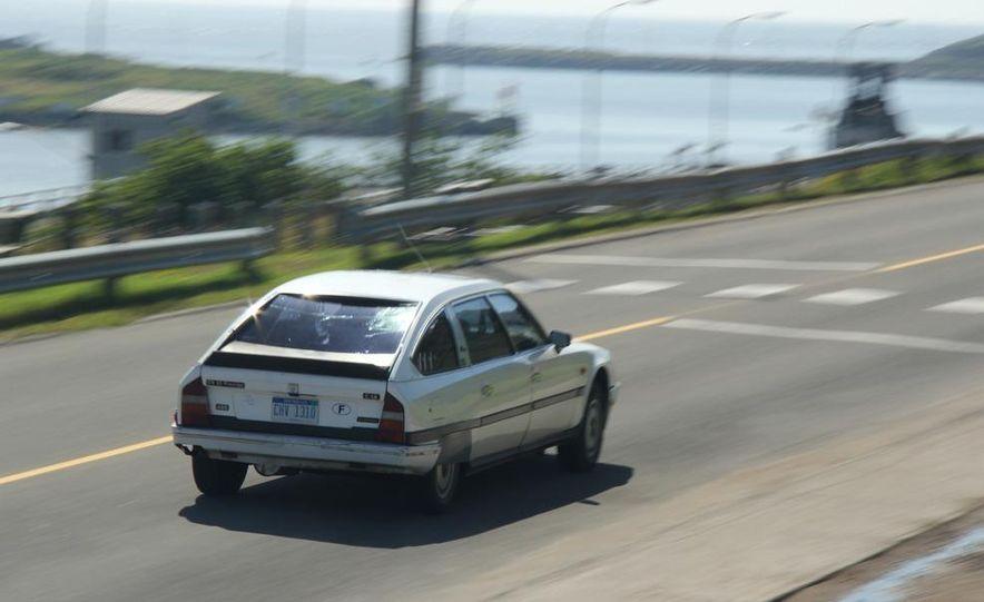 1989 Citroën CX - Slide 29