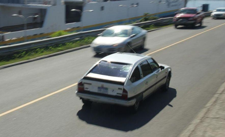 1989 Citroën CX - Slide 32