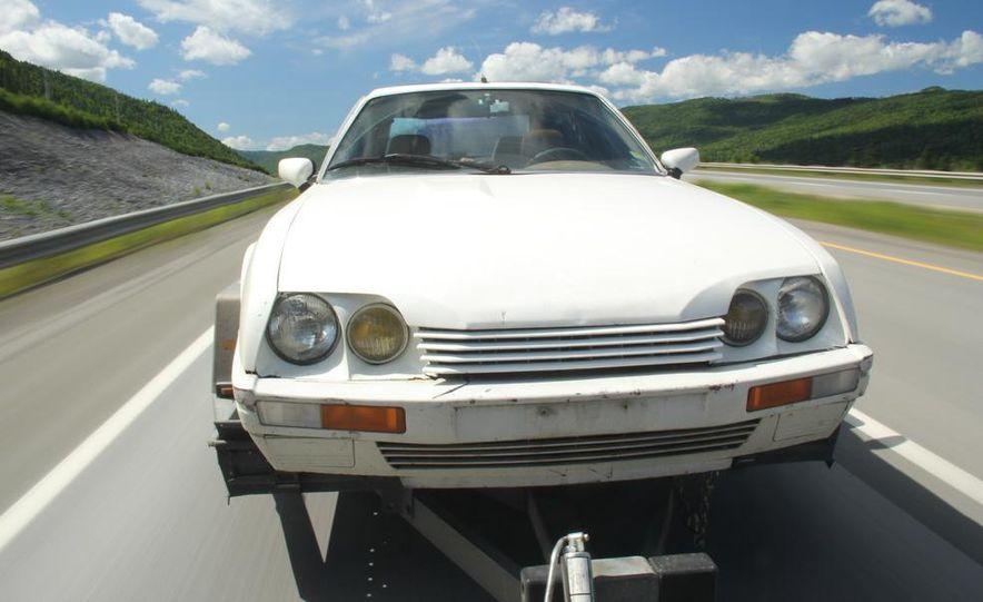 1989 Citroën CX - Slide 38