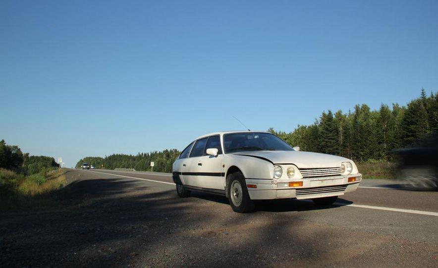 1989 Citroën CX - Slide 39