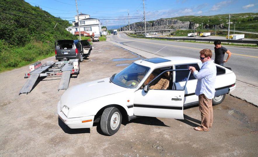 1989 Citroën CX - Slide 12
