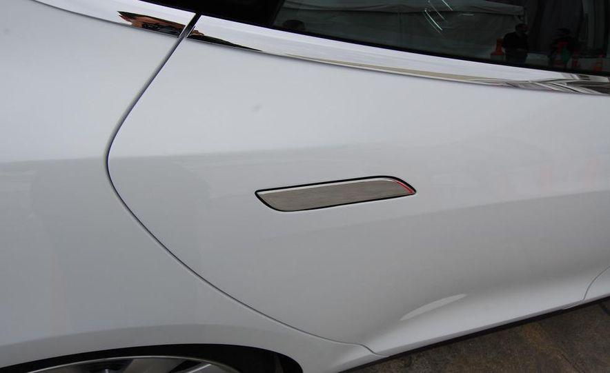 2012 Tesla Model S Signature - Slide 22