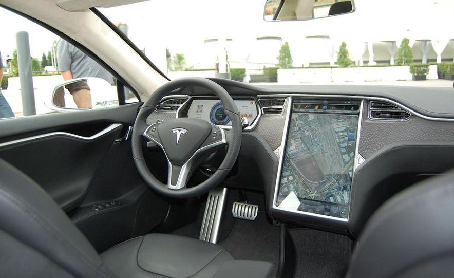 2012 Tesla Model S Signature - Slide 36