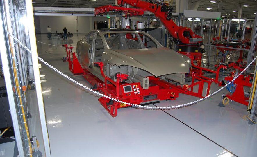 2012 Tesla Model S Signature - Slide 44