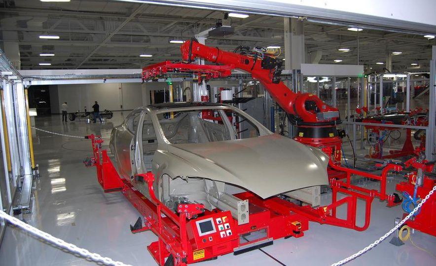 2012 Tesla Model S Signature - Slide 45