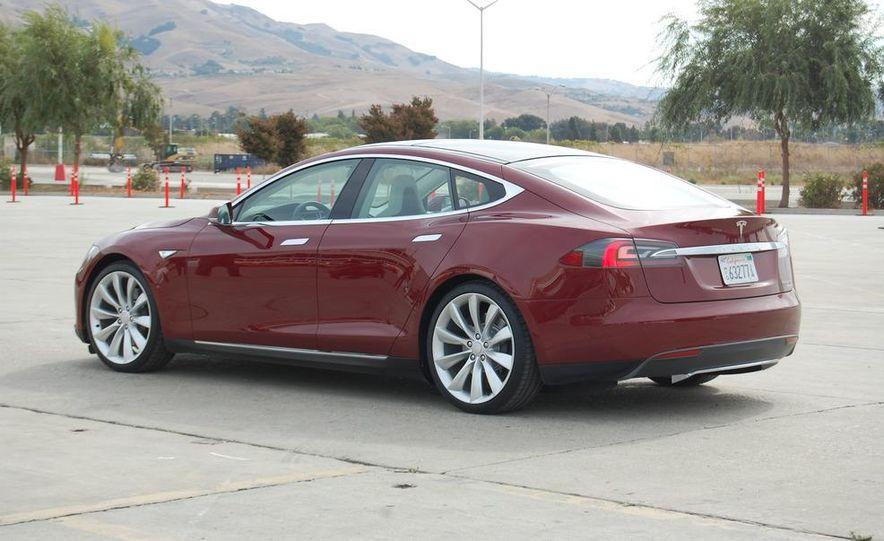 2012 Tesla Model S Signature - Slide 13
