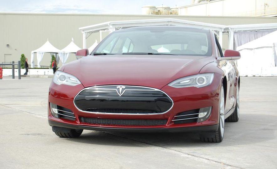 2012 Tesla Model S Signature - Slide 9