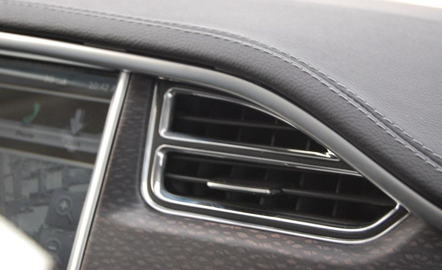 2012 Tesla Model S Signature - Slide 39