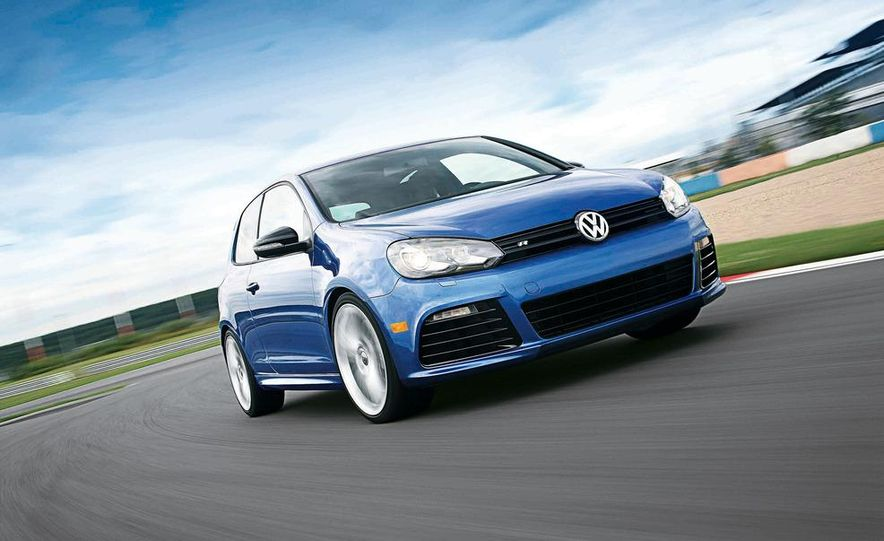 2012 Volkswagen Golf R - Slide 4