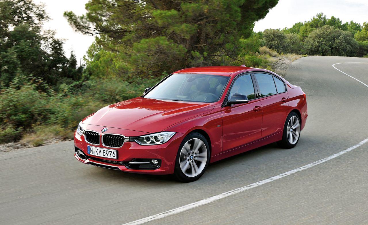 2012 BMW 3-series / 328i / 335i / ActiveHybrid 3 Sedan