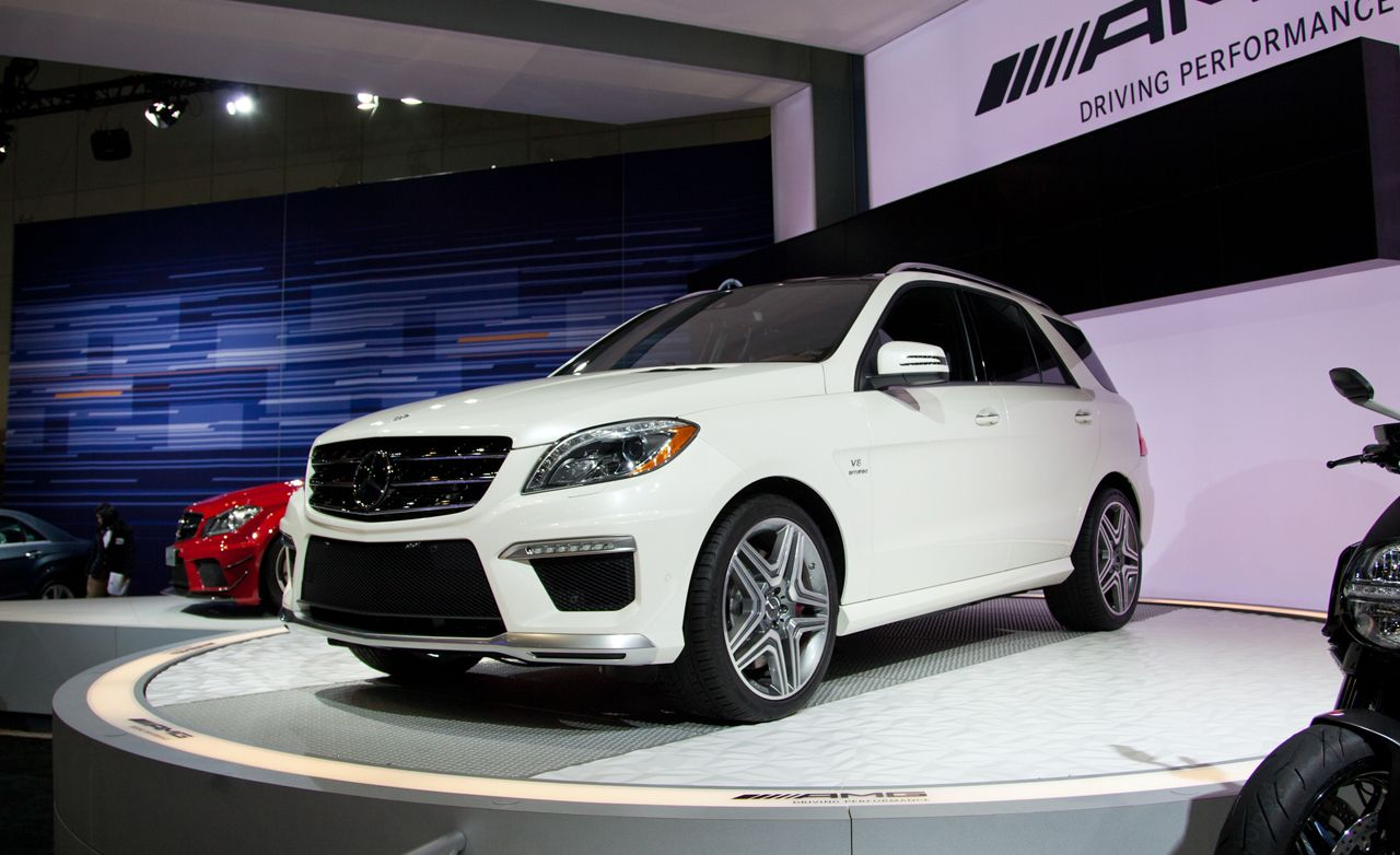 2012 mercedes benz ml63 amg official photos and info news car and driver. Black Bedroom Furniture Sets. Home Design Ideas