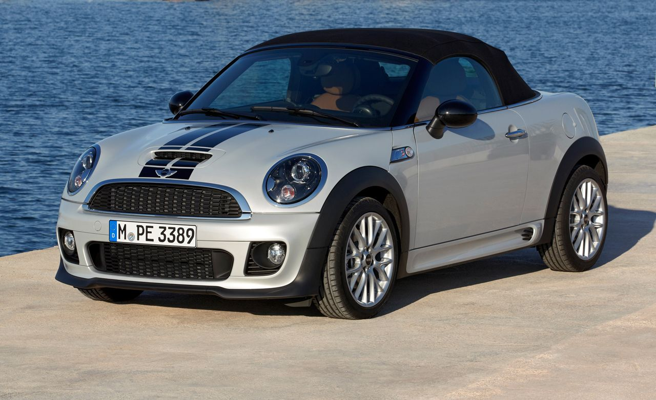 Mini Cooper Sportster >> 2012 Mini Cooper S Roadster First Drive Review Car And Driver