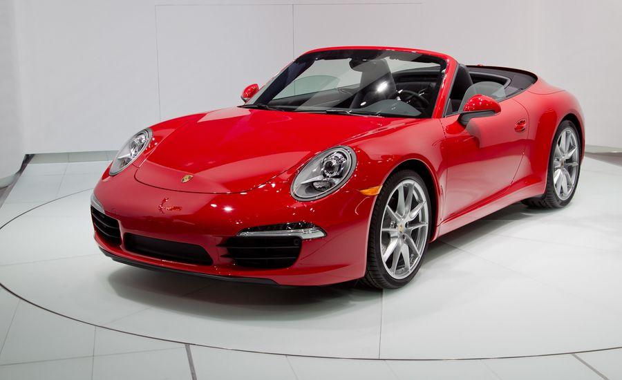 2012 porsche 911 carrera carrera s cabriolet car and driver. Black Bedroom Furniture Sets. Home Design Ideas
