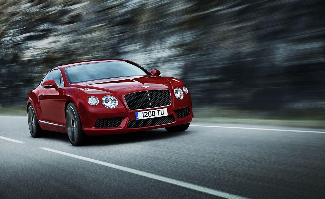 2013 Bentley Continental GT / GTC V8