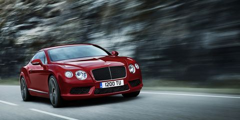 2013 Bentley Continental Gt Gtc V8 Photos And Info 8211 News