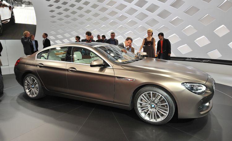 2013 BMW 6-series Gran Coupé