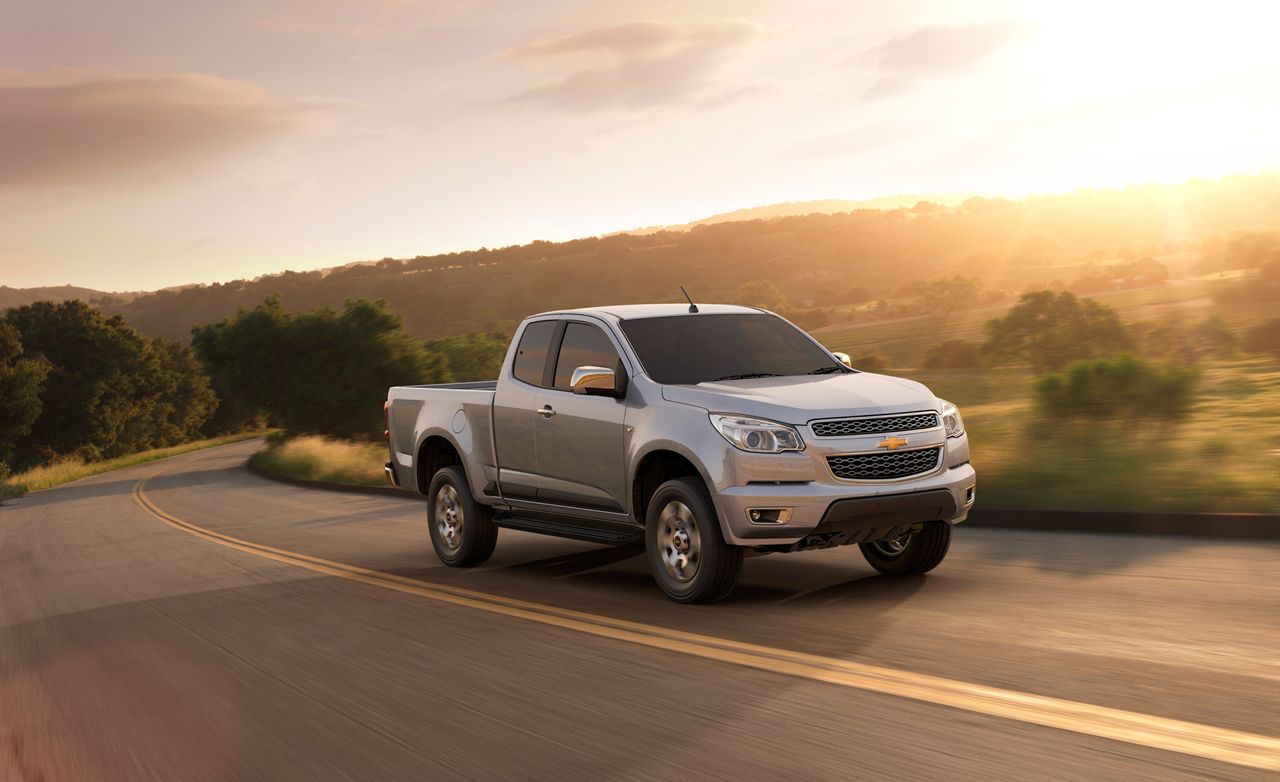 2013 chevrolet colorado official photos and info ndash news ndash car and driver