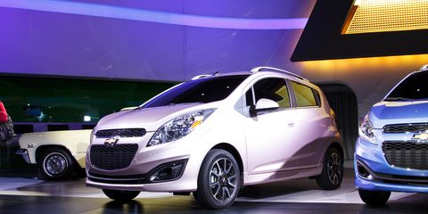The Chevrolet Spark Has Taken Long Way To U S Market Although It One Car For Which We Haven T Minded Waiting Now Gm Is Sharing More Details