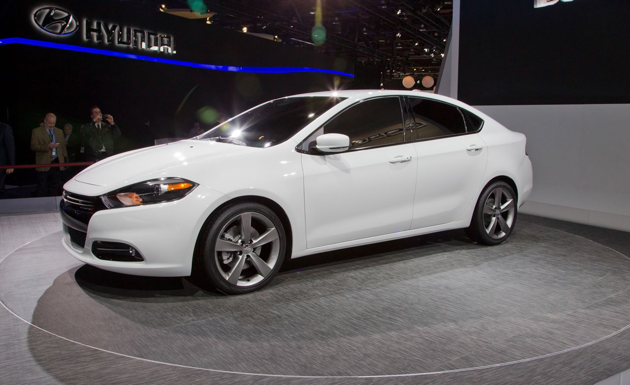 2013 Dodge Dart Photos and Info – News – Car and Driver