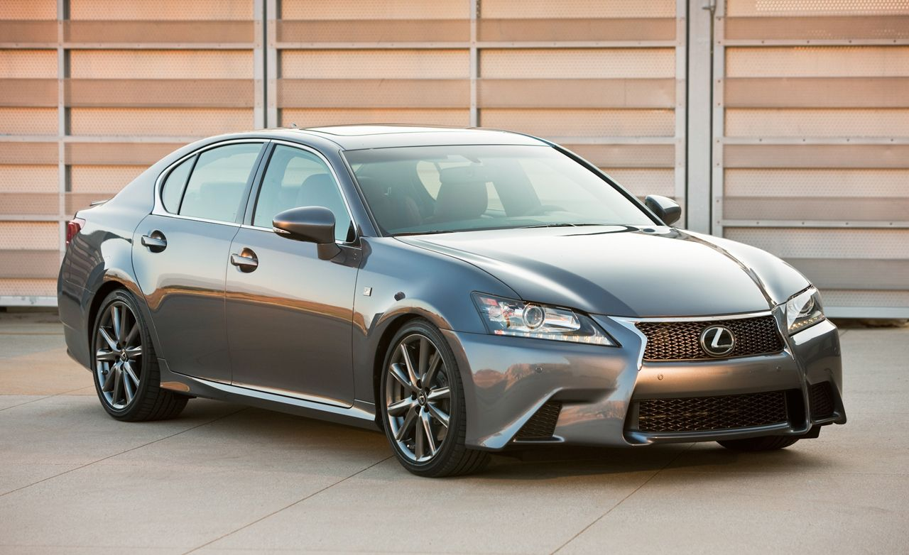2013 lexus gs350 f sport official photos and info – news – car and