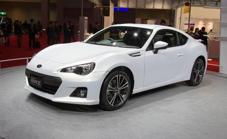 Subaru Brz Sti Concept Ndash Auto Shows Ndash Car And Driver