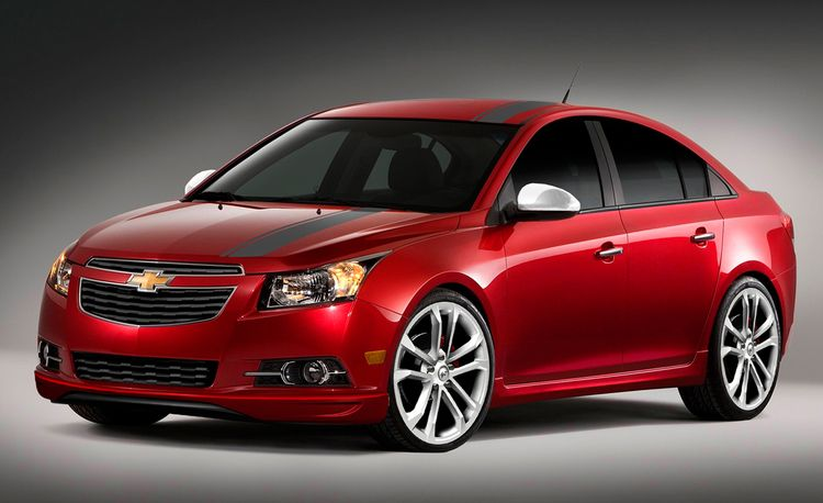 Chevrolet Cruze Dusk and Z-Spec Concepts Headed to SEMA