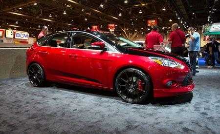 Ford Sends Seven Custom Focuses to 2011 SEMA Show