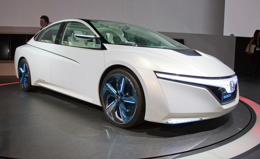 Honda ACX Concept At Tokyo Auto Show Ndash News Ndash Car - Honda center car show