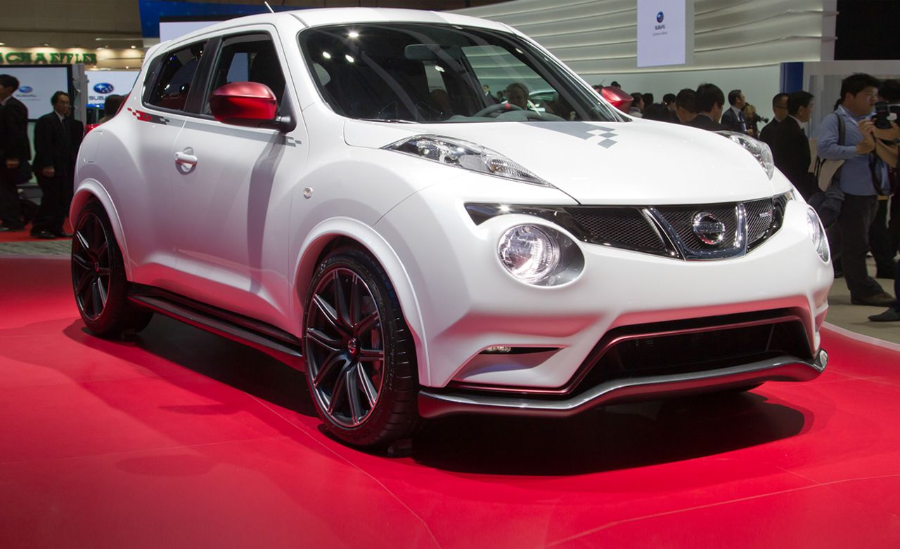 Nissan Juke R First Drive Review Car And Driver