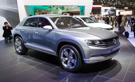Volkswagen Cross Coupé Concept