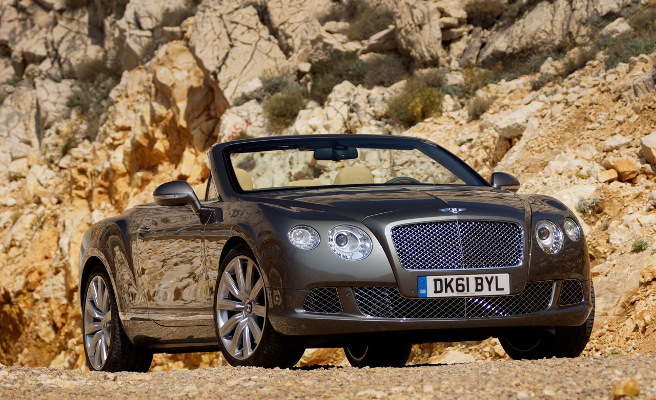 Bentley continental gt reviews bentley continental gt price 2012 bentley continental gtc vanachro Images