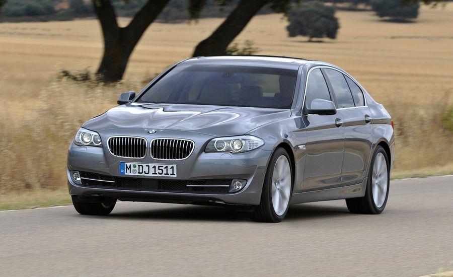 2012 BMW 528i First Drive