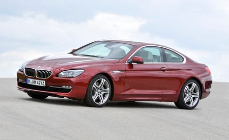 2012 BMW 640i Coupe