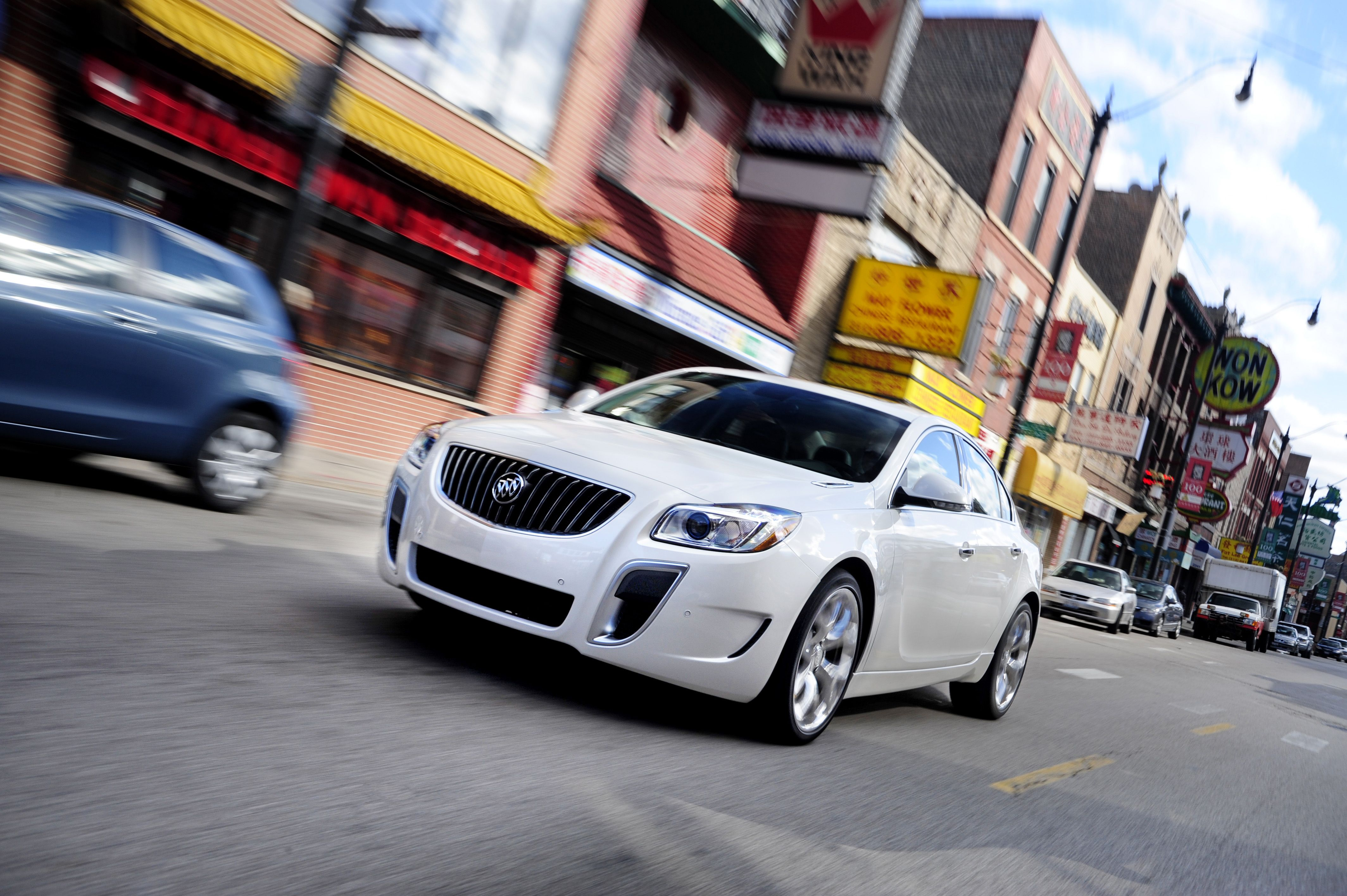 2014 Buick Regal Turbo Awd Gs Awd Test Review Car