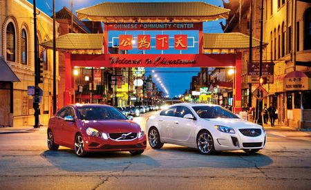 2012 Buick Regal GS vs. 2012 Volvo S60 R-Design
