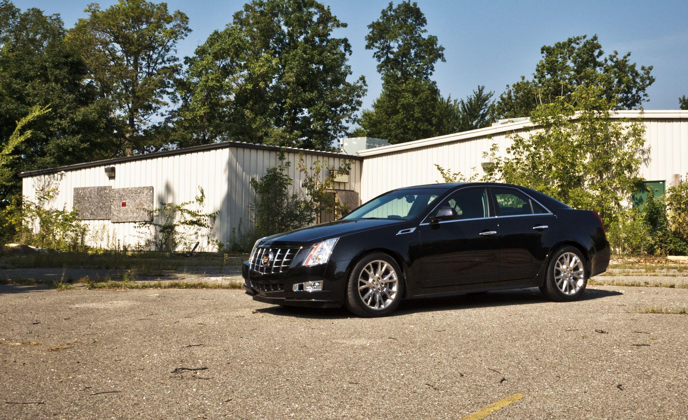 2012 Cadillac CTS 3.6 Sedan