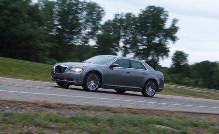 2012 Chrysler 300S V6 8-Speed Automatic