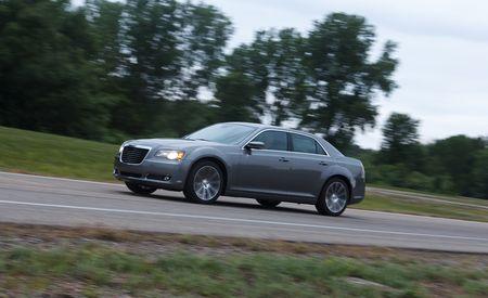 2012 Chrysler 300S V6 8-Speed Automatic