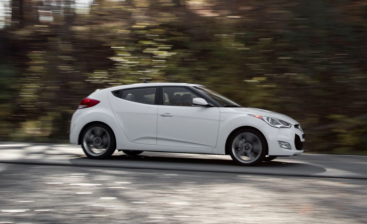 2016 Hyundai Veloster Turbo Automatic Tested Review Car And Driver 2012 Colorado Fuse Box