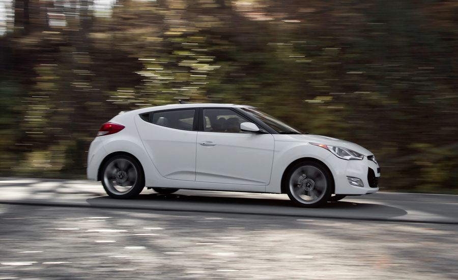 2012 Hyundai Veloster DCT Road Test - Review - Car and Driver