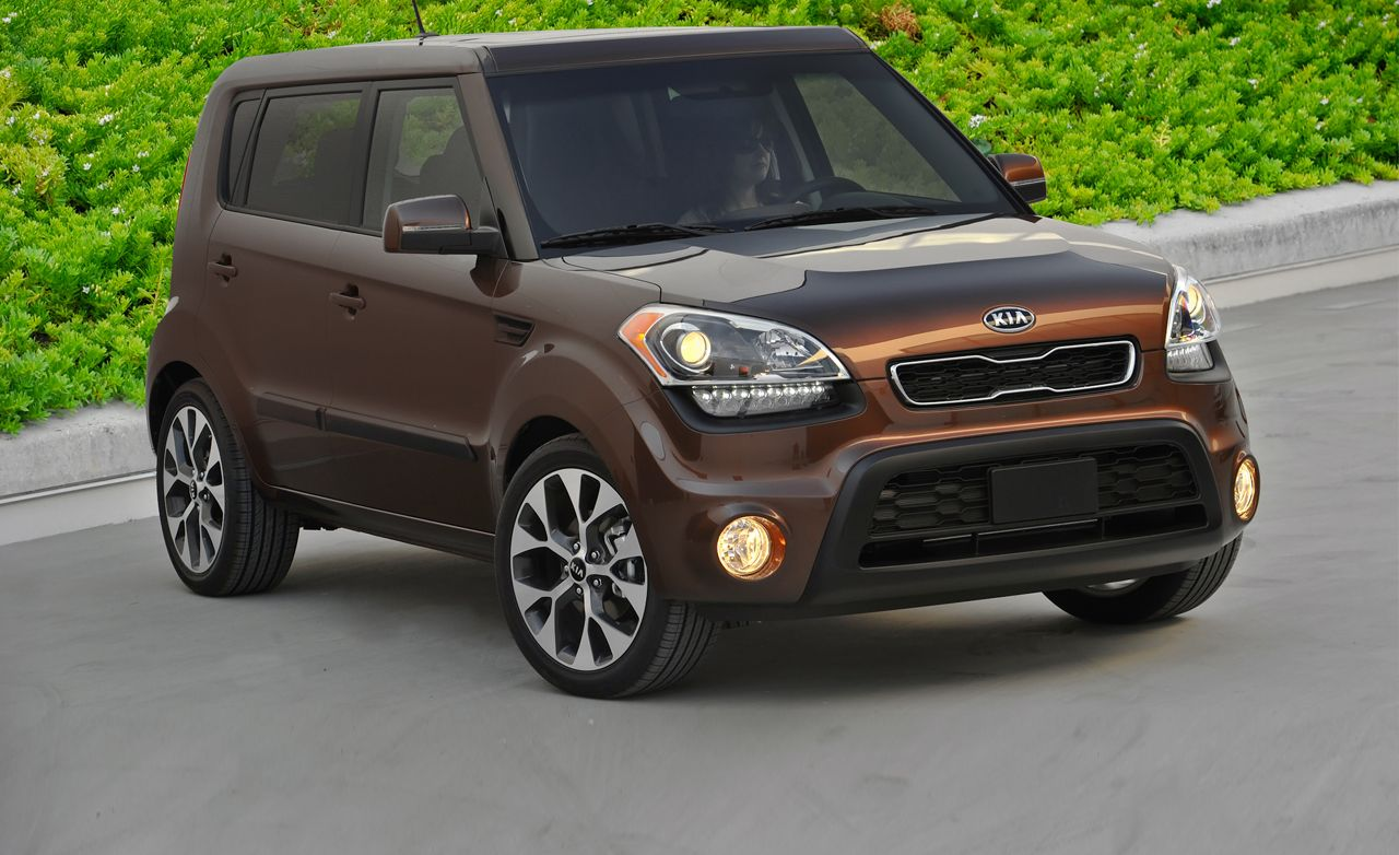 2012 kia soul 2 0 exclaim test review car and driver. Black Bedroom Furniture Sets. Home Design Ideas