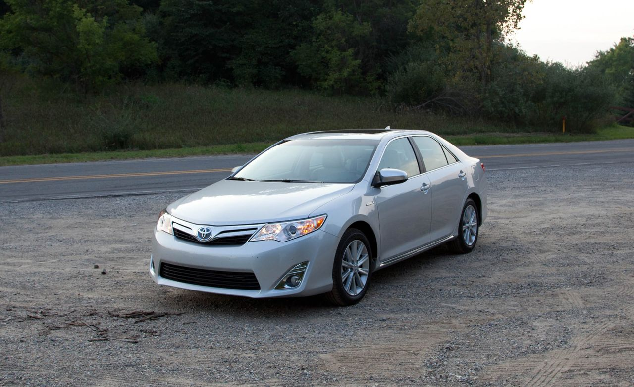 Kia Hybrid Car >> 2012 Toyota Camry Hybrid Test – Review – Car and Driver