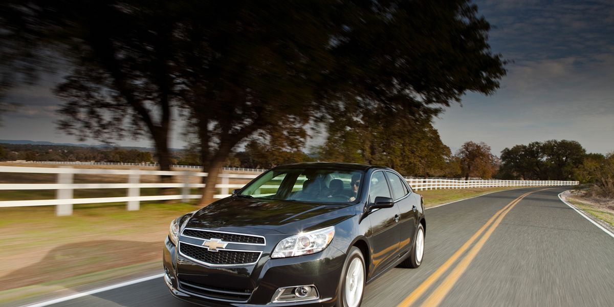 2013 Chevrolet Malibu Eco First Drive 8211 Review 8211 Car And
