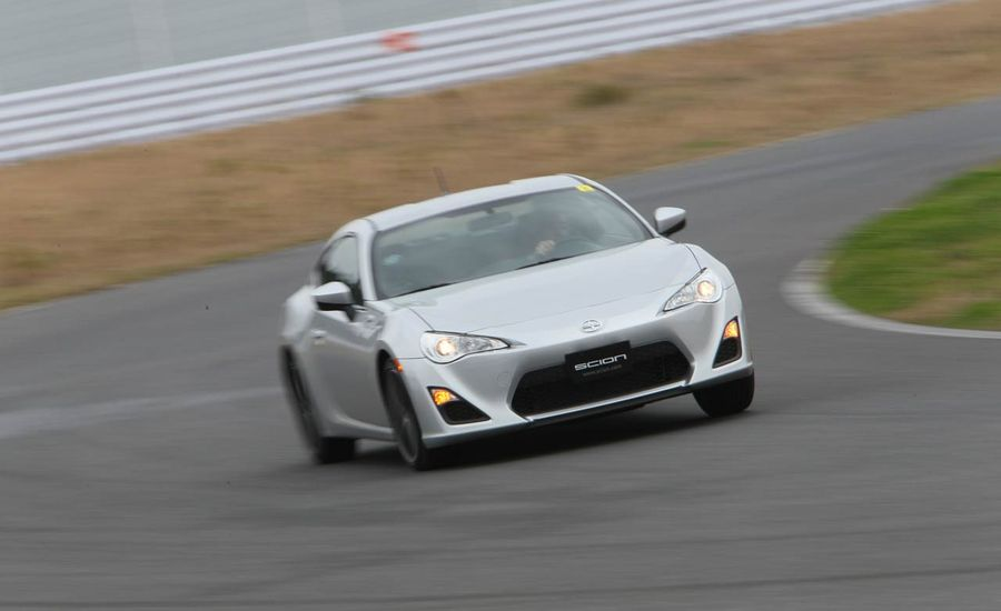 2013 Scion FRS First Drive  Review  Car and Driver