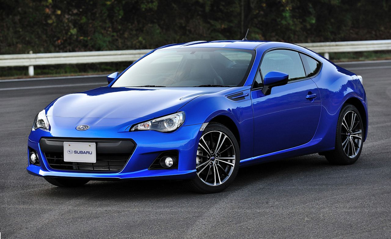 2013 Scion Fr S First Drive Review Car And Driver Name Of The Subaru In Born To Race