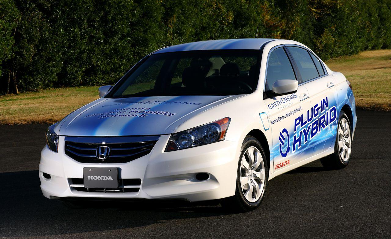 Honda Accord Plug In Hybrid